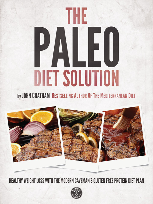 Cover of The Paleo Diet Solution
