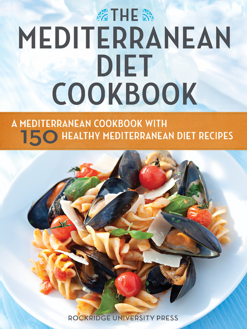 Cover of The Mediterranean Diet Cookbook