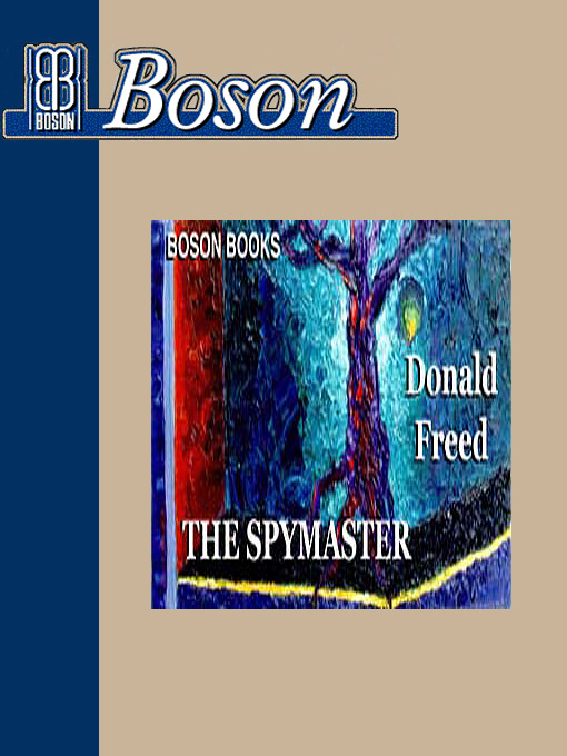 The Spymaster Ok Virtual Library Overdrive