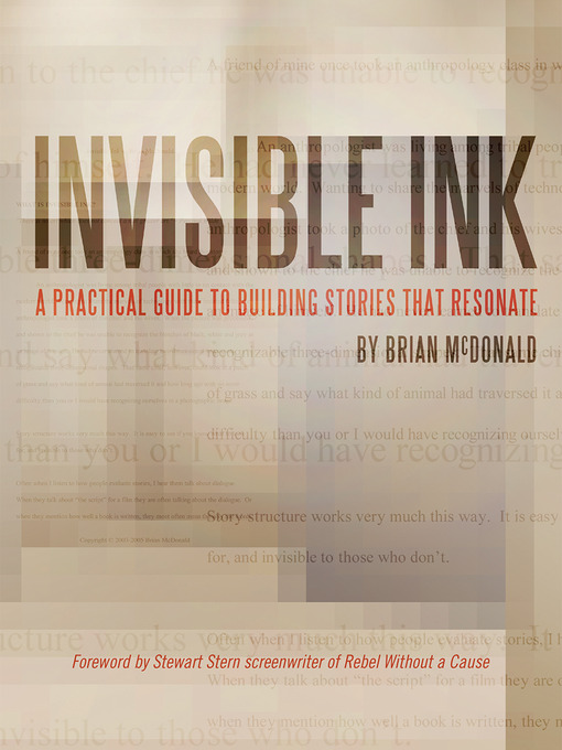 Title details for Invisible Ink by Brian McDonald - Available