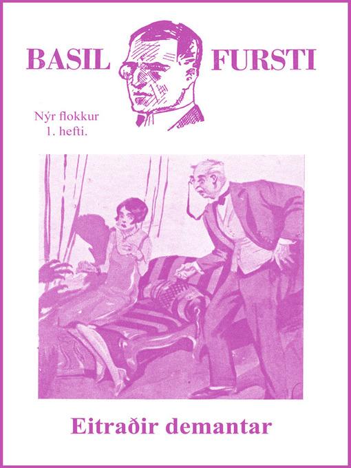 Title details for Basil fursti by Vestfirska forlagið - Available