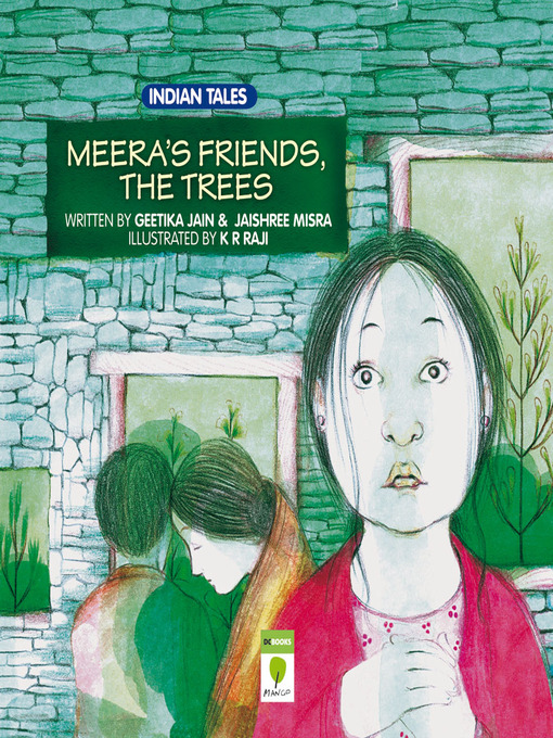 Cover of Meera's Friends, the Trees
