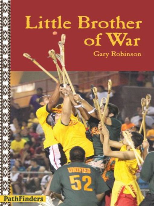 Title details for Little Brother of War by Gary Robinson - Available