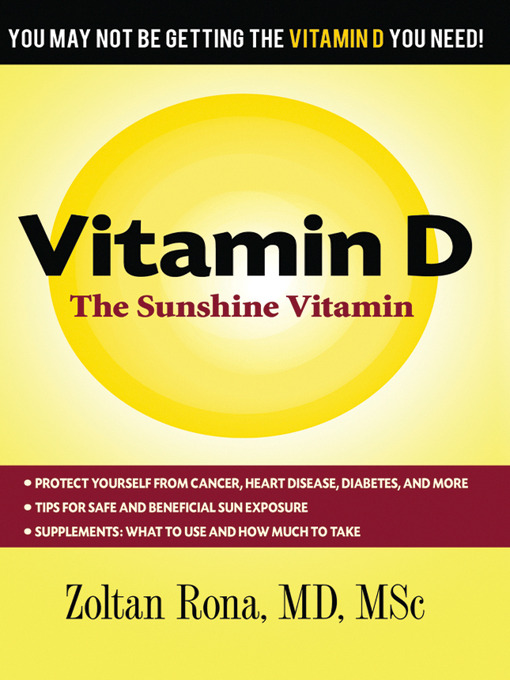 Title details for Vitamin D by Zoltan Rona - Available