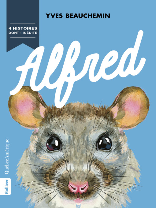 Title details for Alfred by Yves Beauchemin - Wait list