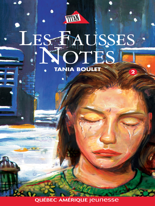 Cover of Maxine 02--Les Fausses Notes