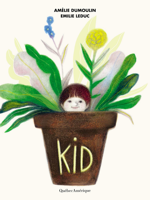 Title details for Kid by Amélie Dumoulin - Available