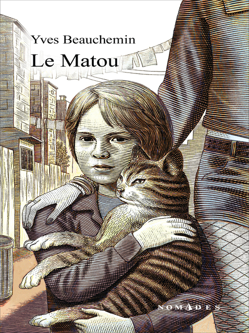 Title details for Le Matou by Yves Beauchemin - Available