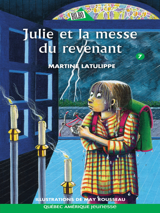 Cover of Julie 07--Julie et la messe du revenant