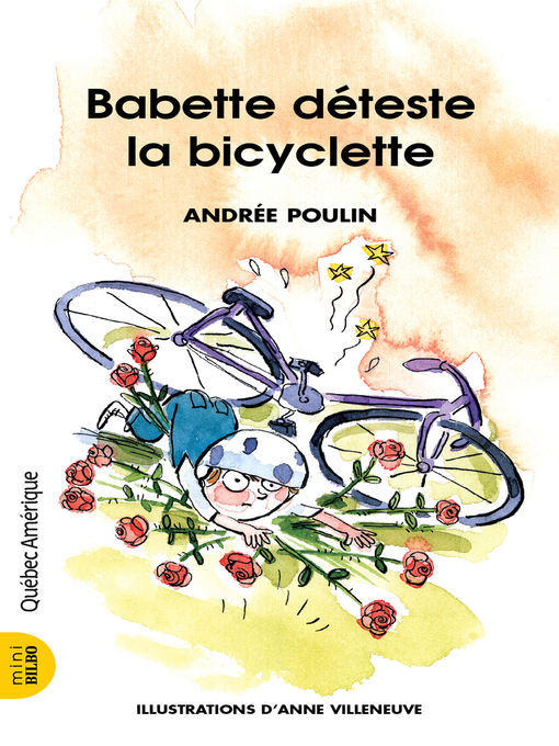 Title details for Babette 05 by Andrée Poulin - Available