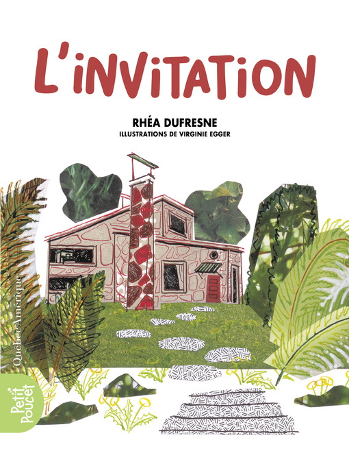 Title details for L'invitation by Rhéa Dufresne - Available