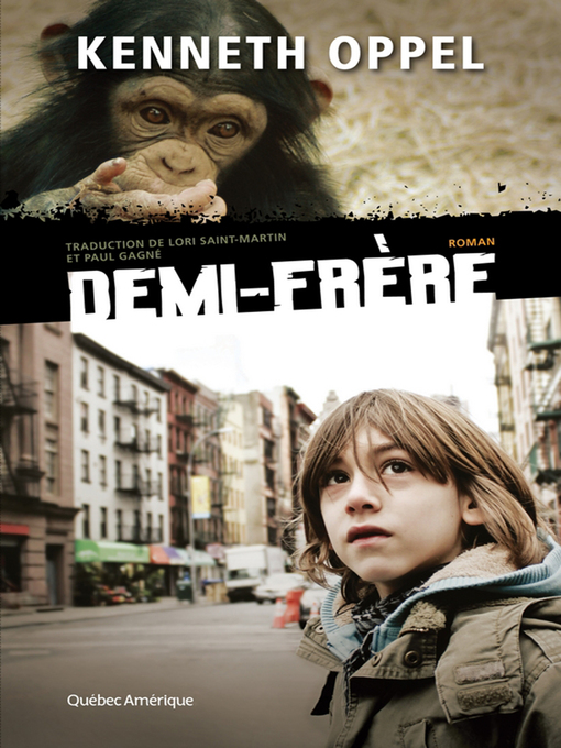 Title details for Demi-Frère by Kenneth Oppel - Available