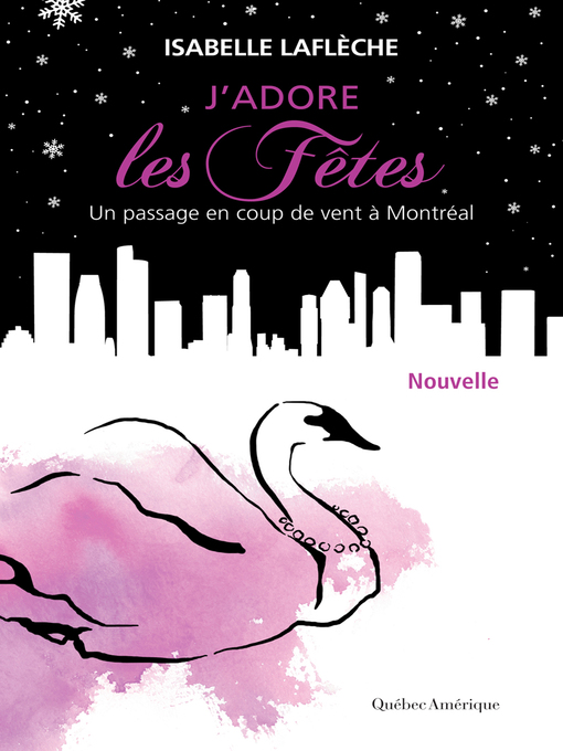 Title details for J'adore les Fêtes by Isabelle Laflèche - Available