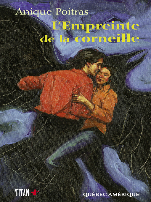 Cover of L'Empreinte de la corneille