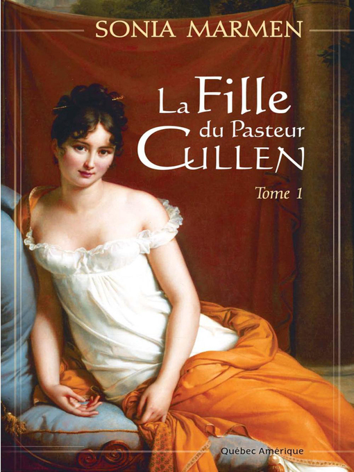 Cover of La Fille du Pasteur Cullen, Tome 1
