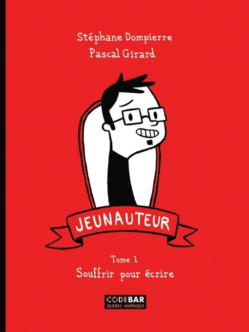 Title details for Jeunauteur, Tome 1 by Stéphane Dompierre - Available