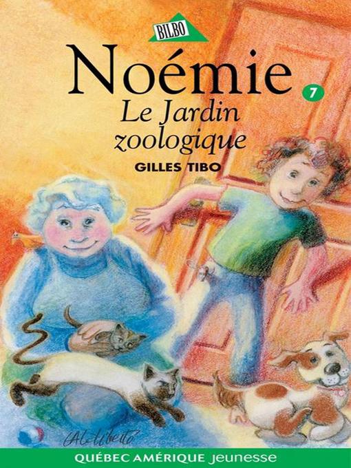 No mie 07 le jardin zoologique ontario library service for Le jardin zoologique