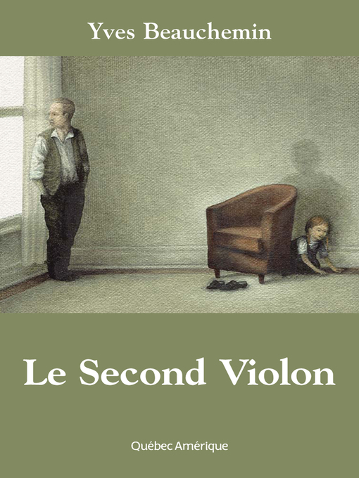 Cover of Le Second Violon