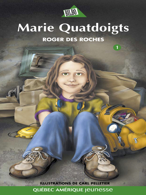 Title details for Marie Quatdoigts by Roger Des Roches - Available