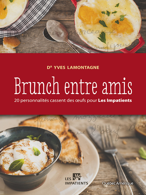 Title details for Brunch entre amis by Yves Lamontagne - Available