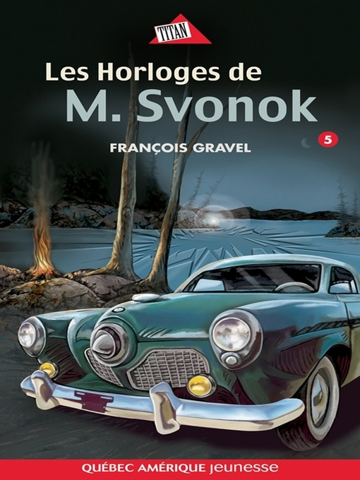 Cover of Sauvage 05--Les Horloges de M. Svonok