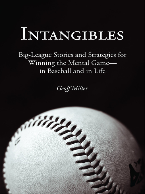 Title details for Intangibles by Geoff Miller - Wait list