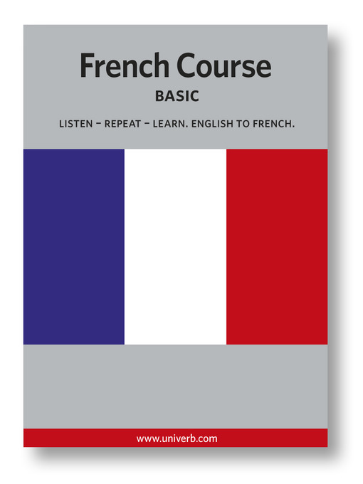 Title details for French Course by Ann-Charlotte Wennerholm - Available