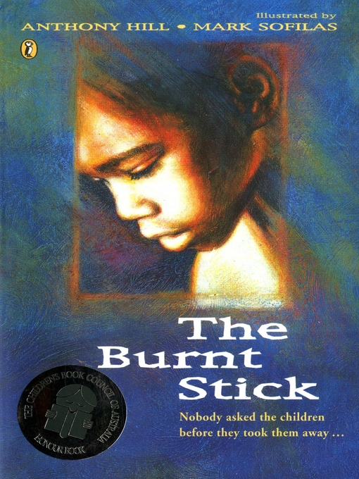 Cover image for book: The Burnt Stick
