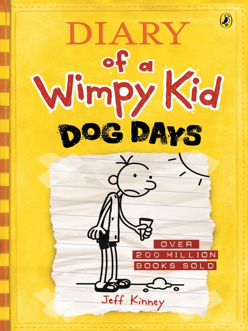 Title details for Dog Days by Jeff Kinney - Wait list