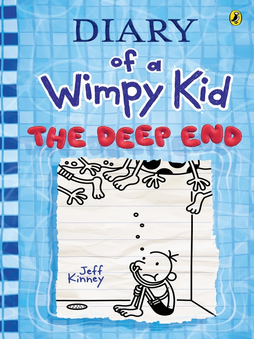 Title details for The Deep End by Jeff Kinney - Wait list