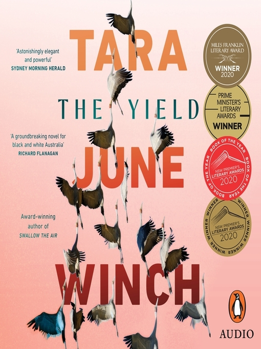 Title details for The Yield by Tara June Winch - Available