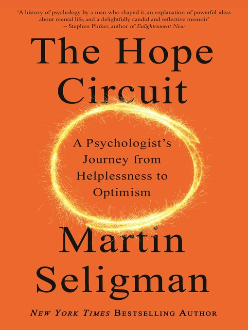 Title details for The Hope Circuit by Martin Seligman - Wait list