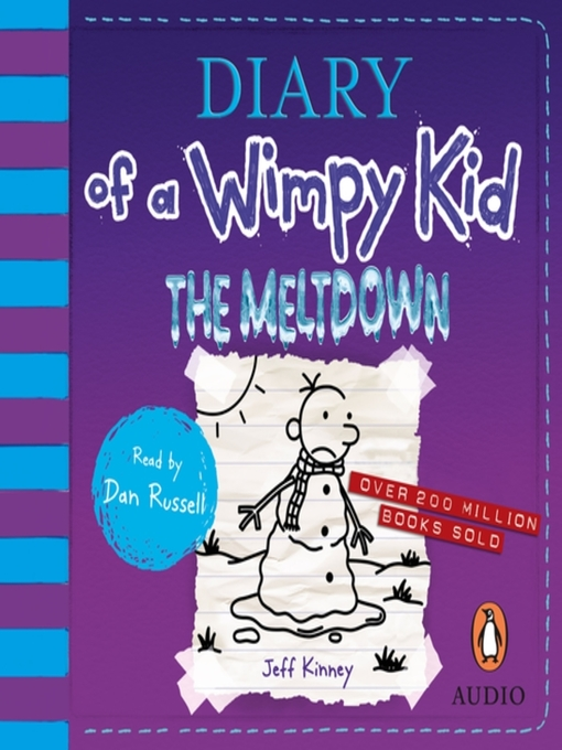 Title details for The Meltdown by Jeff Kinney - Wait list