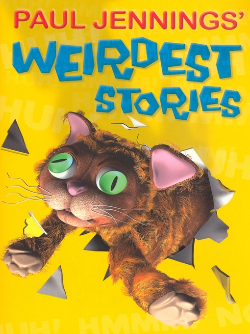 Title details for Paul Jenning's Weirdest Stories by Paul Jennings - Wait list