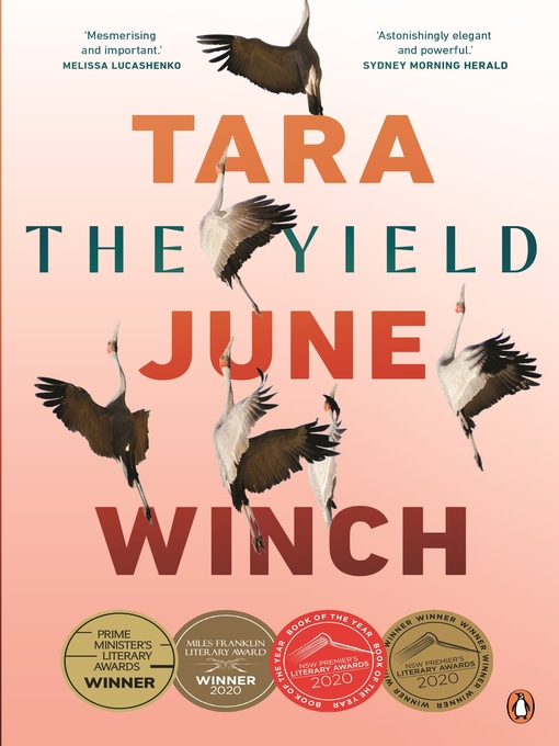 Title details for The Yield by Tara June Winch - Wait list