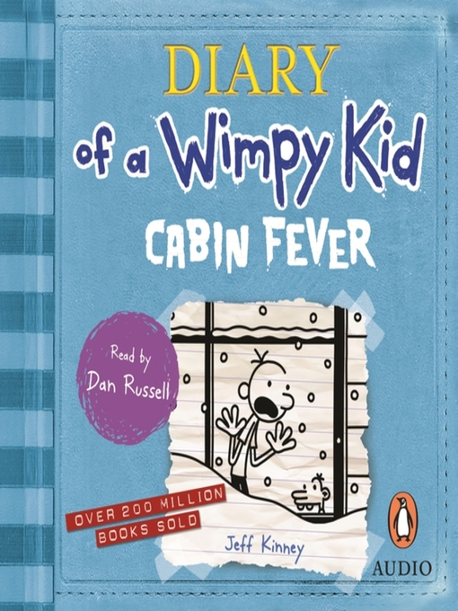 Title details for Cabin Fever by Jeff Kinney - Available