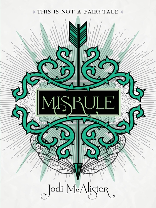 Title details for Misrule by Jodi McAlister - Available
