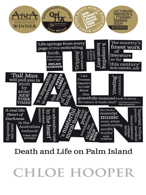 Title details for The Tall Man by Chloe Hooper - Available
