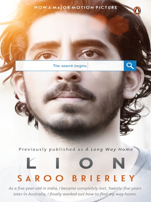 Title details for Lion by Saroo Brierley - Available