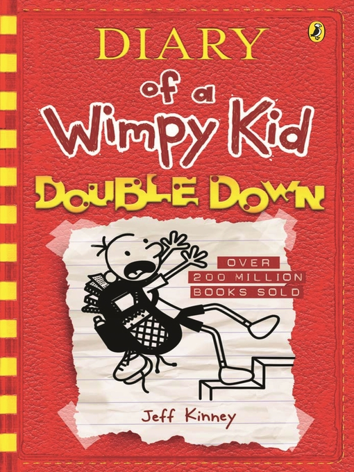 Title details for Double Down by Jeff Kinney - Wait list