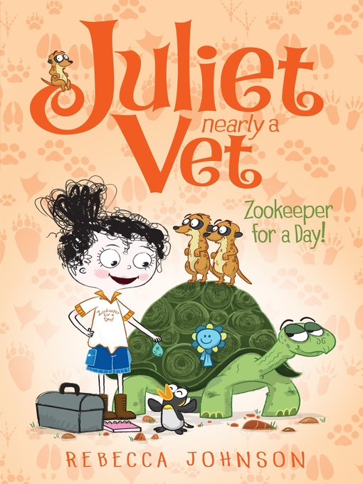 Title details for Zookeeper for a Day by Rebecca Johnson - Wait list