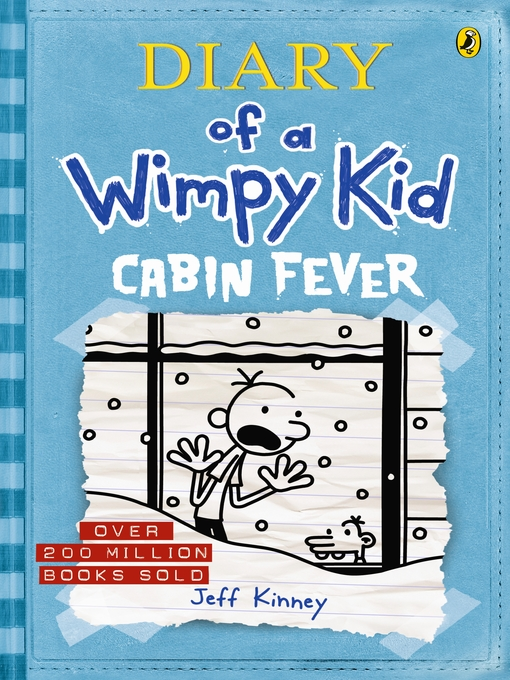 Title details for Cabin Fever by Jeff Kinney - Wait list
