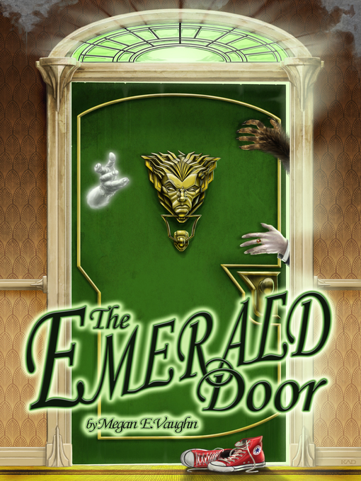 Title details for The Emerald Door by Megan E. Vaughn - Wait list