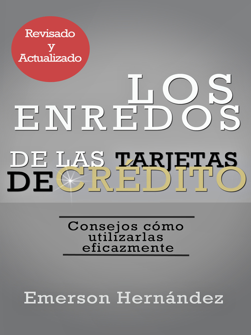 Title details for Los Enredos de las Tarjetas de Crédito by Emerson Hernández - Available