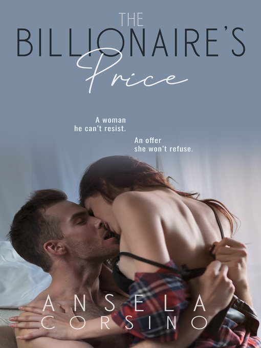 Title details for The Billionaire's Price by Ansela Corsino - Wait list