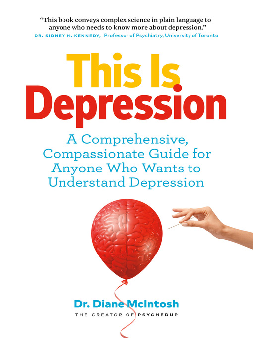 Title details for This Is Depression by Diane McIntosh - Wait list
