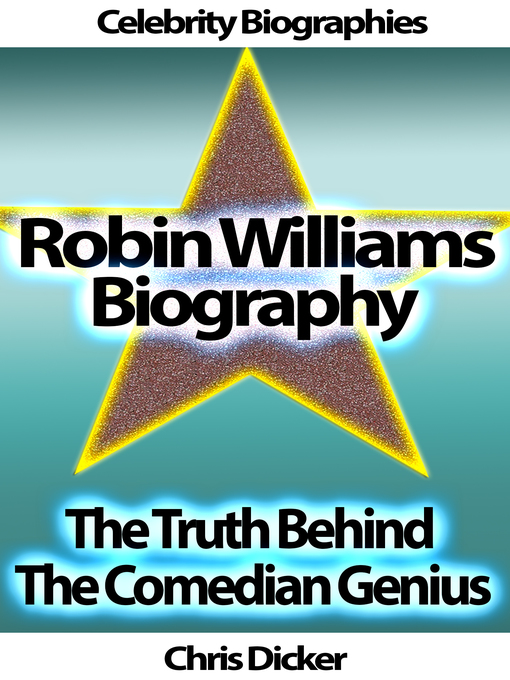 Cover of Robin Williams Biography