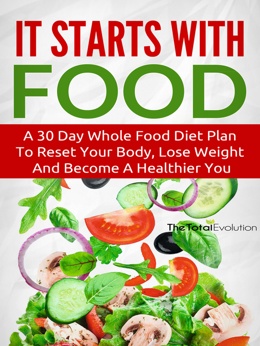 Title details for It Starts With Food by The Total Evolution - Available