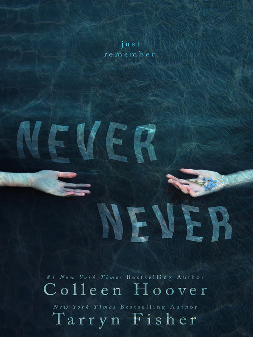 Title details for Never Never by Colleen Hoover - Wait list