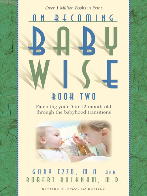 Title details for On Becoming Baby Wise by Gary Ezzo - Available
